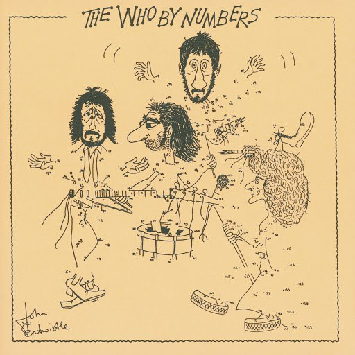 The Who альбом The Who By Numbers (Remastered)