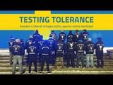 Testing Tolerance Swedens liberal refugee policy sparks native backlash