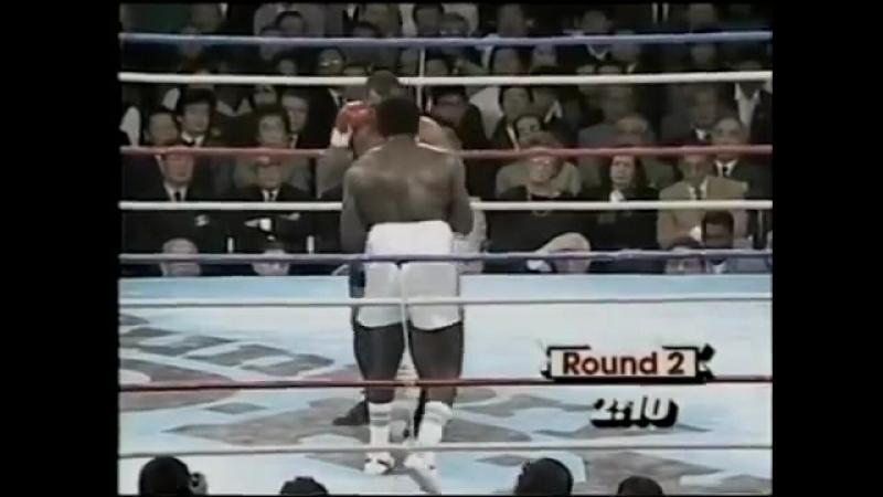 Майк Тайсон vs Тони Таббс (полный бой) [27.06.1988]