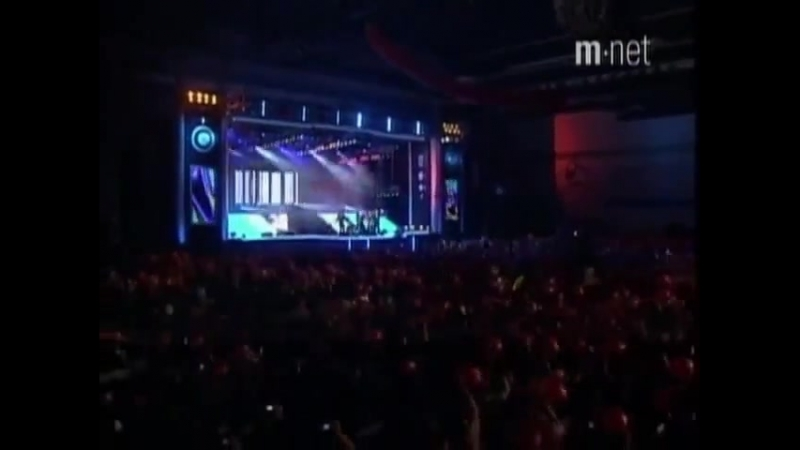 Magic Castle The Way U Are Tri-Angle - DBSK Mnet Yepp Concert 20041217