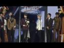 180111 EXO Suho — `Genie Music Popularity Award` @ 32nd Golden Disc Awards