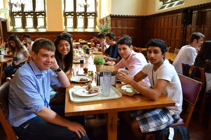 Initial Impressions: The Yale Young Global Scholars Program