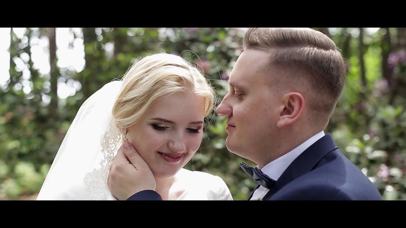Свадебное видео Романа и Екатерины 02 06 18