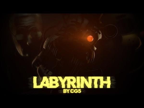 SFM FNaF Labyrinth by CG5