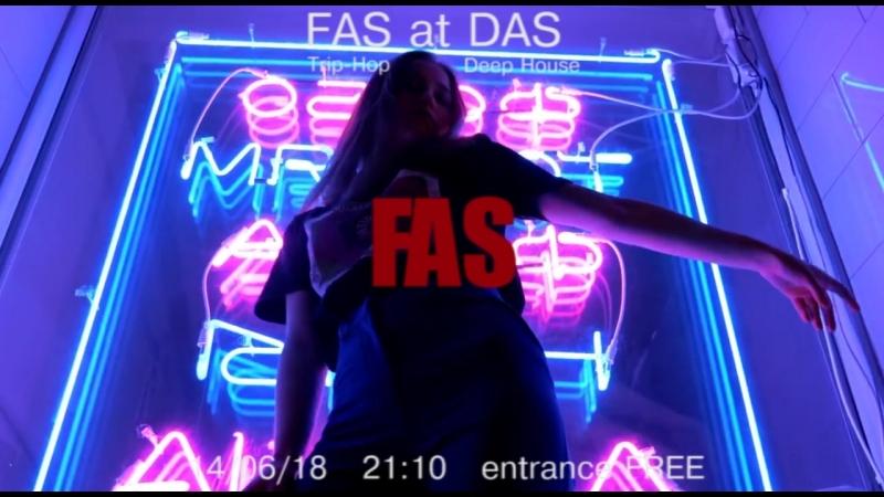 14/06/18 DAS club 21:00 FAS Unknown Astronaut ENTRANCE FREE