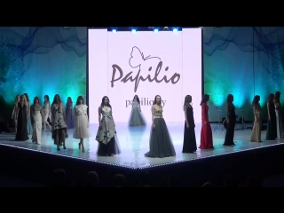 Показ Алены Горецкой fashion-дизайнера бренда