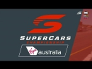 V8 Supercars 2017 Round14 Newcastle Practice1