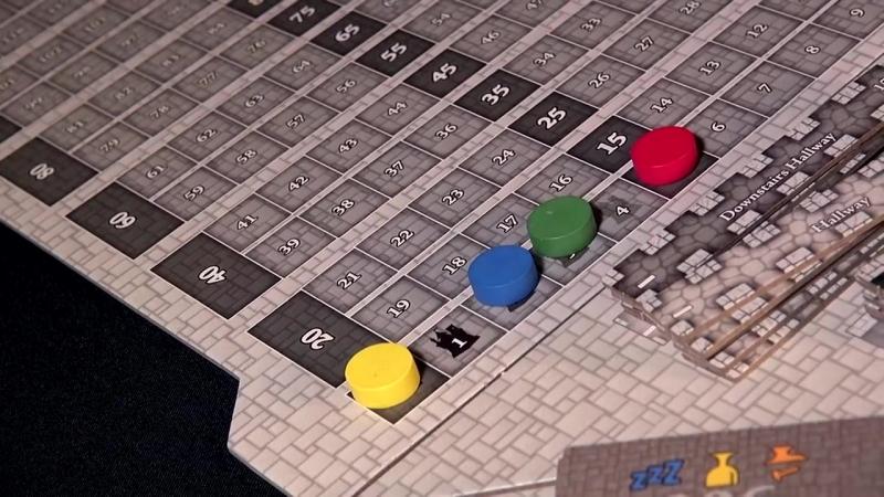 Настольная Игра Замки Безумного Короля Людвига - превью-обзор от Два в Кубе