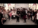 Les Twins - Pixelord - Cartoon Friend Demokracy Rmx (CLEAR AUDIO)