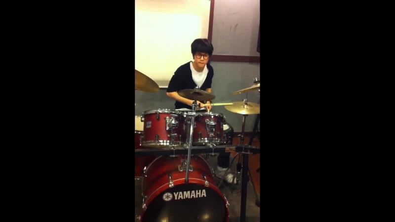чжухон великий барабанщик