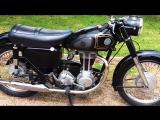 Мотоцикл AJS M16 350cc, 1959 года