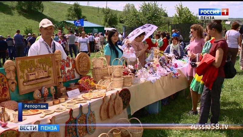 В Шемышейском районе отметили мордовский праздник Пуре латка
