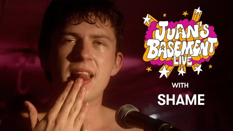 Shame Juan's Basement Live