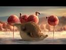 Смешное видео про полных и толстых животных - Прикольный и забавный ролик - 480p