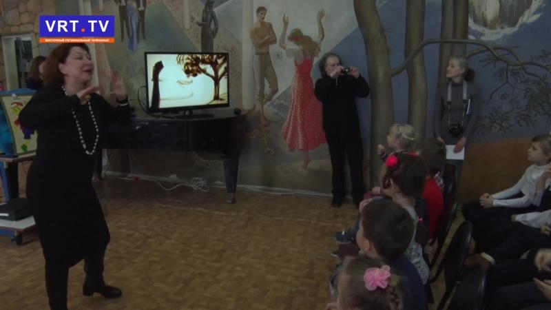 «С книгой по дороге детства» - праздничное открытие Недели детской и юношеской книги.