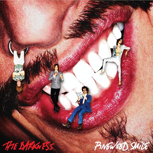 The Darkness альбом Pinewood Smile (Deluxe)