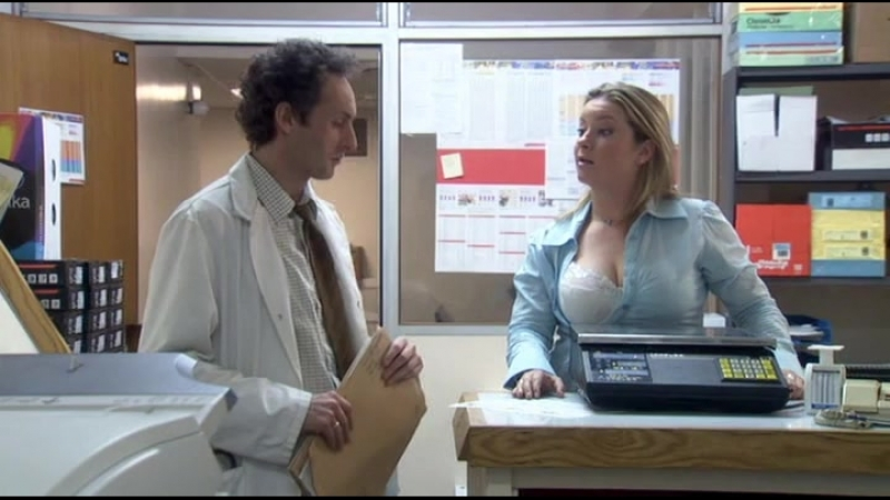 Green Wing 1x01
