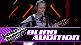 Dinda - Four Five Seconds Blind Auditions The Voice Kids Indonesia Season 3 GTV 2018
