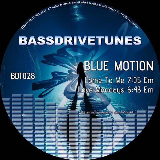 Альбом Blue Motion Come To Me