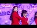 PRODUCE 48 1:1 eye contact | Ким Минсо (HOW) - AOA Short Hair Team 1 group battle