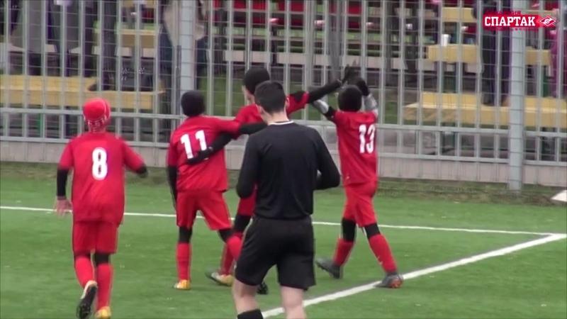 Голы команд незачетных возрастов в первом круге ЛПМ-2018