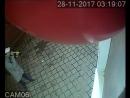 В Симферополе вора сняли камеры наблюдения, которые он украл