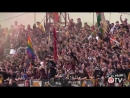 Die Fans beim Spiel DCFC - FCSP (Detroit City - St. Pauli)