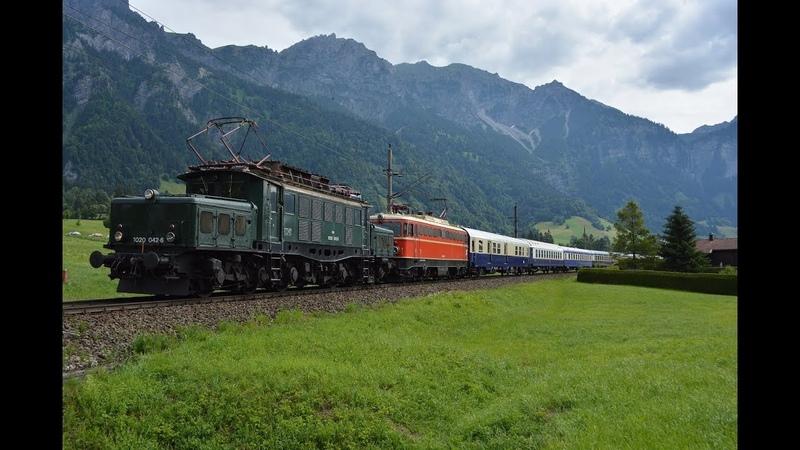 Bahnverkehr am 26.06. und 27.06.18 – Golden Eagle Train