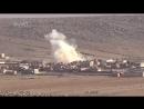 Воздушная бомбардировка и артиллерия направлены на деревни в Джебель-аль-Хоссе в Алеппо.