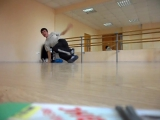 Bboy Re - Flex training #3
