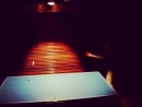 """Colin ODonoghue and Martin Shields playing"""" Ping Pong"""