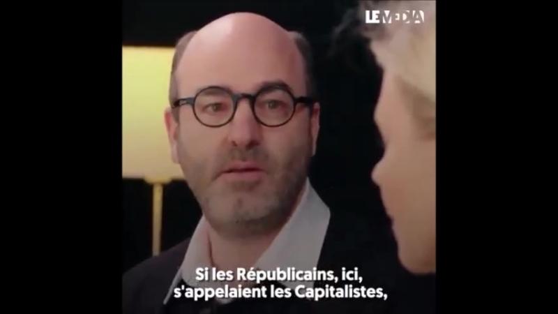 Nous sommes dans un régime qui ne veut pas dire son nom : Le capitalisme
