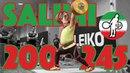 Behdad Salimi Heavy Training 200kg Snatch 245kg Clean and Jerk 2017 WWC 4k60