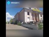В Улан-Удэ сносят здание кинотеатра «Октябрь»