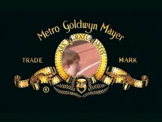Metro Goldwyn Mayer (VHS Video)