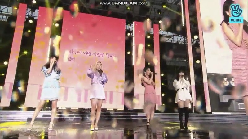 2018 Dream Concert 레드벨벳(Red Velvet)슬기(Seulgi)50668자친구(GFRIEND)은하(Eunha)47560마무(MAMAMOO)휘인(Wheein)Younha