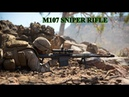 A U.S. Marine's M107 Sniper Rifle Failed During a Battle—So He Called Customer Service