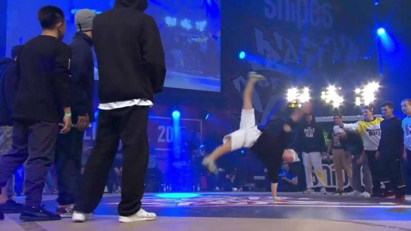 BOTY 2017 / SEMI FINAL / THE FLOORRIOZ (Япония) VS KIENJUICE (Белоруссия/Россия)