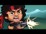 Commando Blaze - Game Trailer