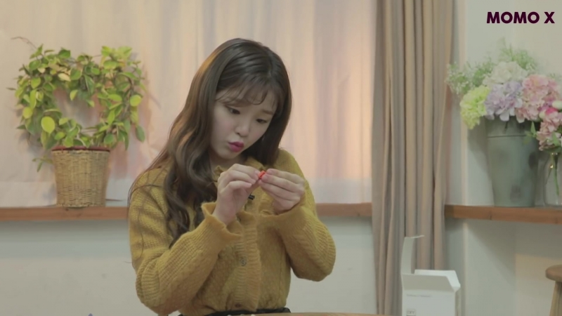 · Show · 180206 · OH MY GIRL Seunghee · MOMO X No Words To Say Ep 4 ·
