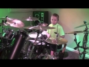 MONEY FOR NOTHING (age 7) Cover by Avery Drummer