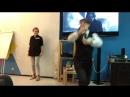 Тесак танцует