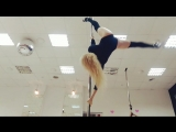 студия Дайкири - Ектарина Кашаева pole dance