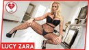 The Perfect Lucy Zara in Lingerie by Tempt App