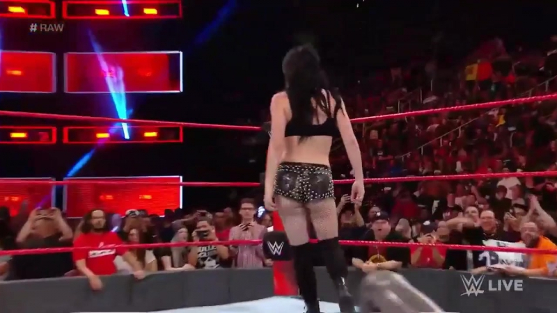 Paige is back only music