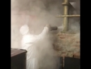 Сухои туман. Уничтожение тараканов. AROMA_161