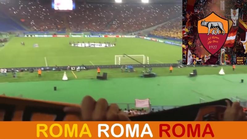 Antonello Venditti - Roma Roma Roma (Inno ufficiale AS Roma Curva Sud Stadio Olimpico)