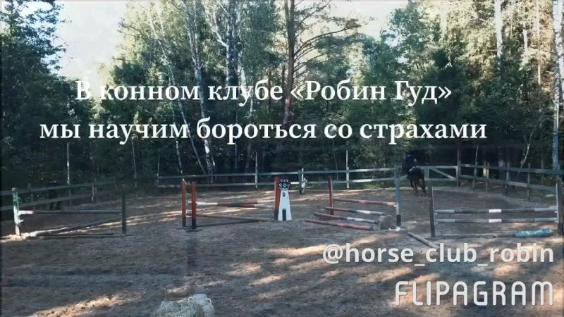 Конный клуб «Робин Гуд»