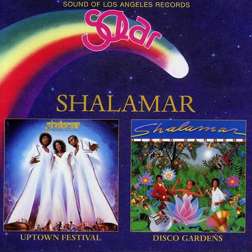 Shalamar альбом Uptown Festival / Disco Gardens