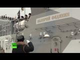 В честь погибшего в Сирии полковника Федянина назвали противодиверсионный катер Северного флота